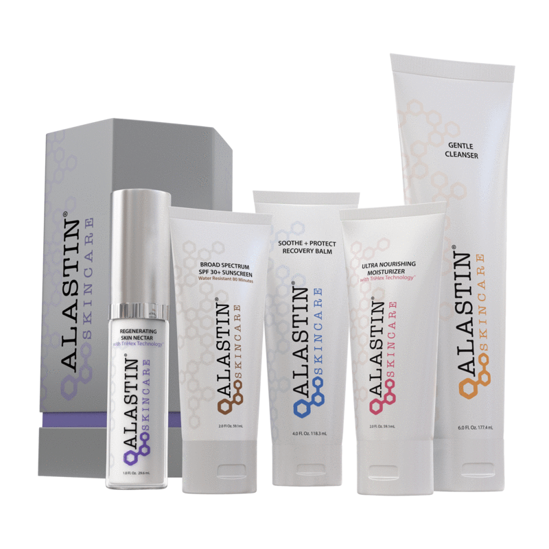 Alastin Skincare Products at Atalla Plastic Surgery