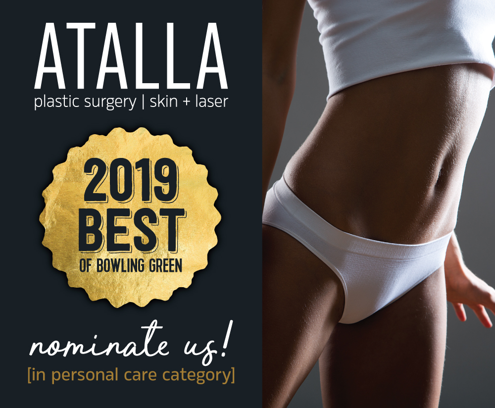 atalla plastic surgery best of bowling green 2019