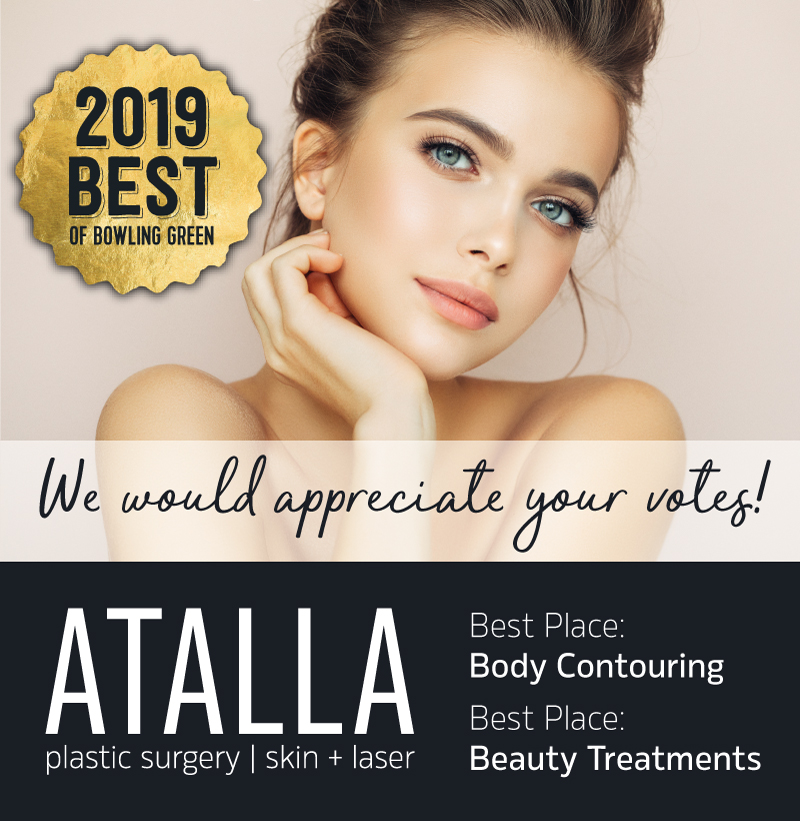 best of bowling green vote now atalla plastic surgery